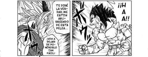 Imagen del manga