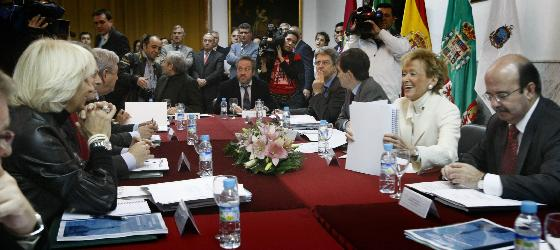 Reunión de la Comisión del Bicentenario