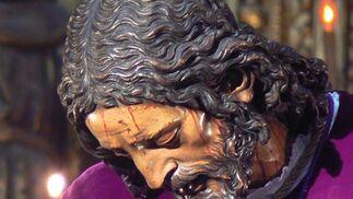 Besapiés de Pasión en las Misericordias