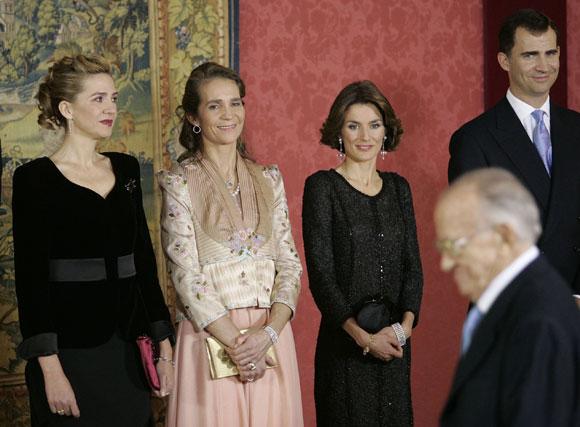 70º cumpleaños de don Juan Carlos