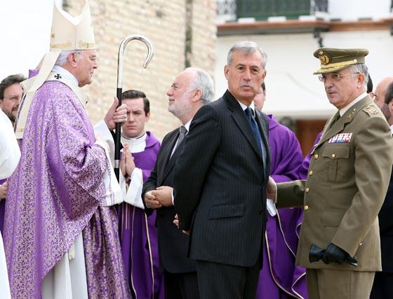 Funeral por Don Pedro de Orleans en Villamanrique