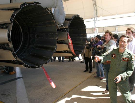 Ejercicio de defensa de cazas Eurofighter en Morón