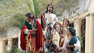 Semana Santa 2008: Domingo de Ramos