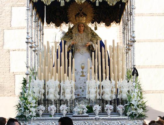Galería de fotos: Domingo de Ramos en la provincia de Granada