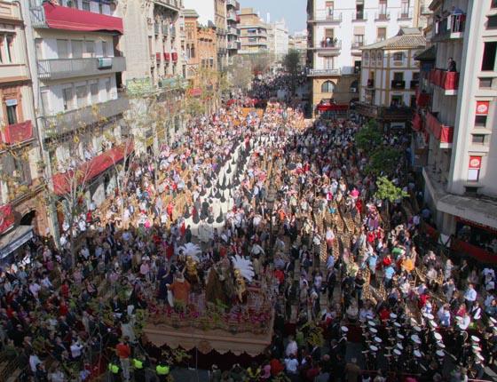 San Pablo llega a la Campana