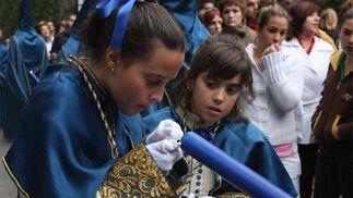 Galería gráfica: Sábado Santo en Granada