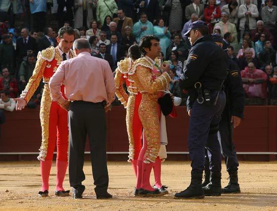 Tercera corrida frustrada ('08)
