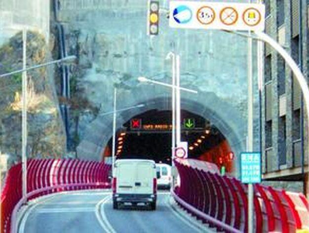 El 20 de los t neles de carreteras europeas suspenden en for El tenedor andorra