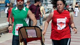 Siete kilometros por la integración cultural
