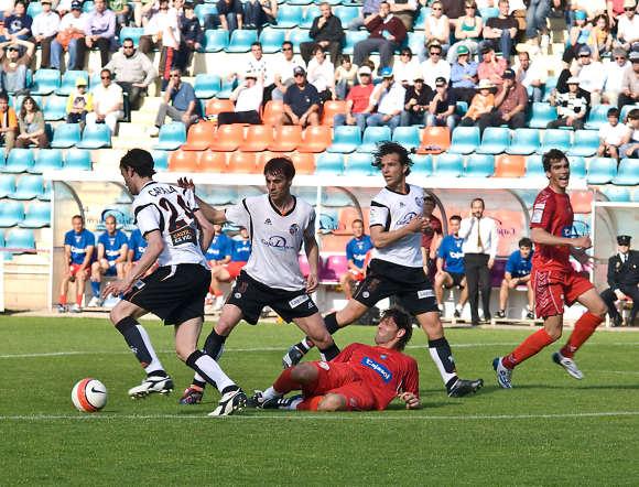 Un empate de oro en Salamanca