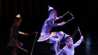 La magia del Circo del Sol llega a Málaga