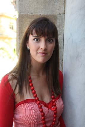 Candidatas a reina de la Feria de La Línea