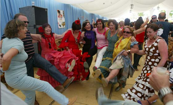 Puerto Real se viste de fiesta