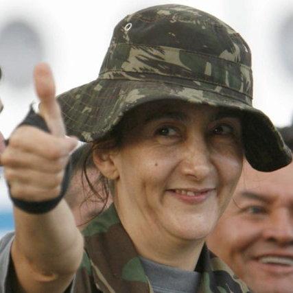 La liberación de Ingrid Betancourt