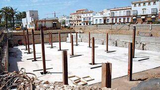 Concluyen las obras en la Gran Plaza