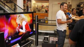 Primer día de venta de las entradas para el concierto de Madonna