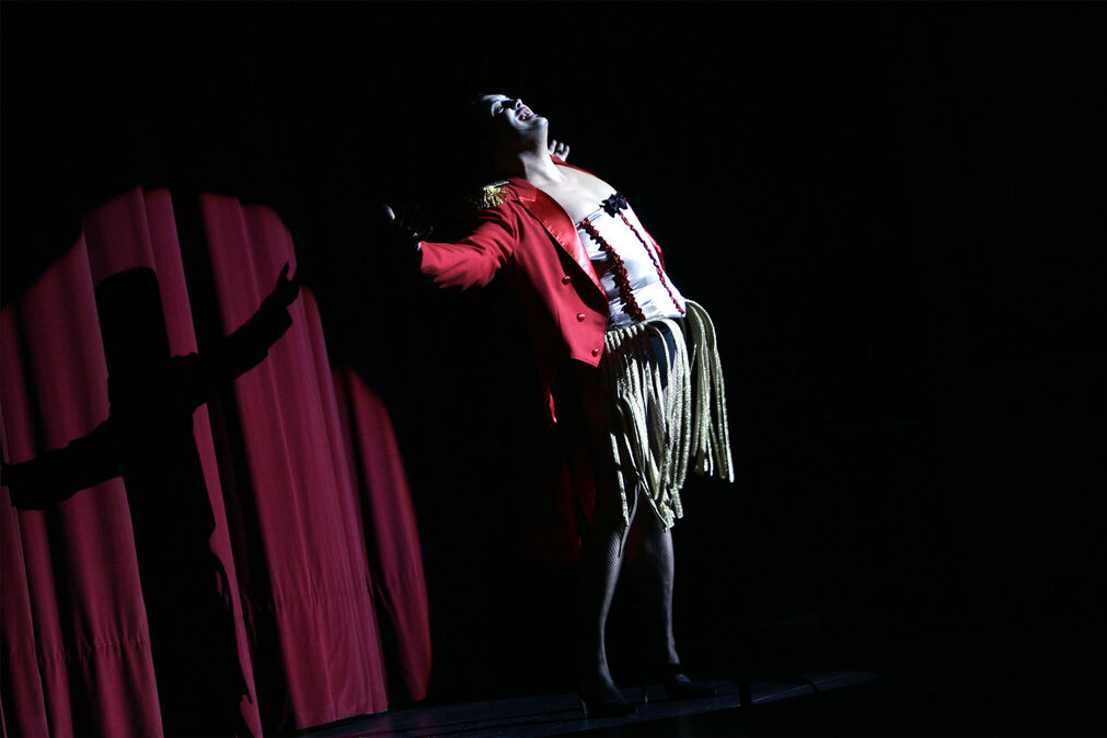El 'otro' Carnaval, en el Falla