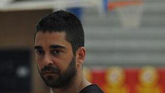 Juan Carlos Navarro será el nuevo capitán de la selección tras la retirada de Carlos Jiménez.  Foto: Javier Gonzalez