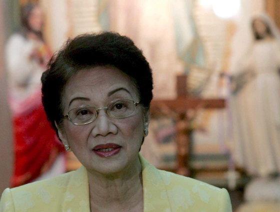 La ex presidenta de Filipinas e icono de la democracia, Corazón Aquino, ha fallecido a los 76 años de un cáncer de colón. / AFP Photo · Reuters