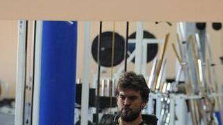 Marc Gasol, dispuesto a aportar músculo al juego interior de la selección.   Foto: Javier Gonzalez
