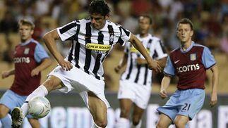 Foto: Antonio PizarroLos penaltis premian al Aston Villa.