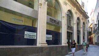 Empresas consolidadas se ven obligadas a transladarse a otras zonas más rentables  Foto: Victoria Hidalgo