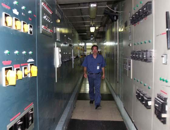 Se están haciendo obras en todos los edificios (hospital general, Materno, Trauma, San Juan de Dios), y las principales son de pintura y reformas técnicas.  Foto: Mati