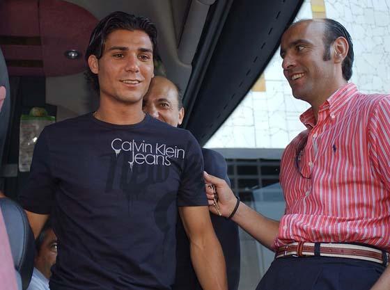 Con Fernando Sales