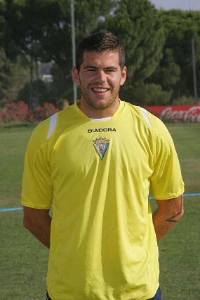 DANIel Miguélez Martínez Portero | Nacido en Cádiz el 23/04/85 Procede del Granada (2008)  Foto: Jesus Marin