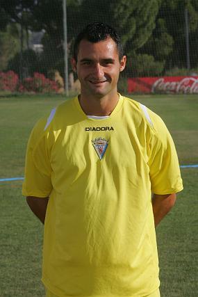 Daniel CIFUENTES Alfaro Defensa | Nacido en Madrid el 13/07/80 Procede del Real Valladolid (2009)  Foto: Jesus Marin