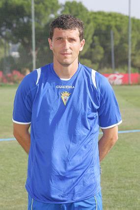 Javier Gracia Carlos Entrenador  Foto: Jesus Marin