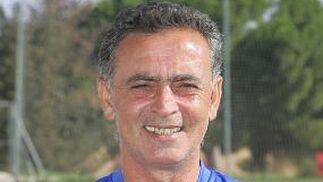 Jesús ´Chico´ Linares Segundo entrenador  Foto: Jesus Marin