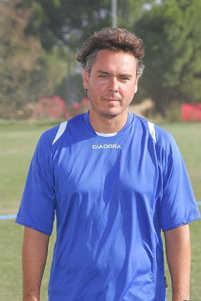 Pepe Losada Preparador físico  Foto: Jesus Marin