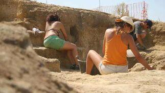 El Castillo contiene tambíen excavaciones arqueológicas  Foto: Belén Vargas