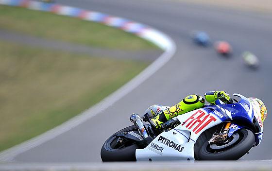 Valentino Rossi.  Foto: AFP Photo