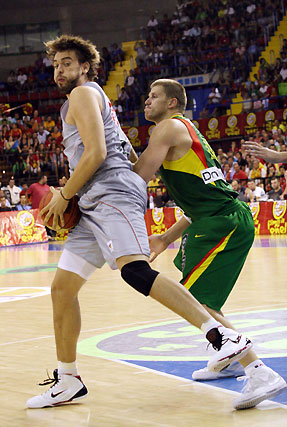 Final del Torneo de Baloncesto de Sevilla