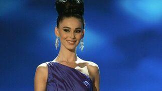 Gona Dragusha, representante de Kosovo.  Foto: Efe