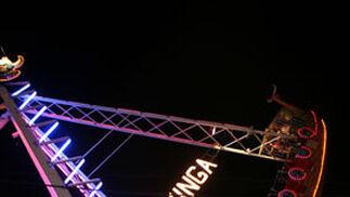 El barco Vikingo instalado en el Cortijo de Torres. FOTO: PUNTO PRESS