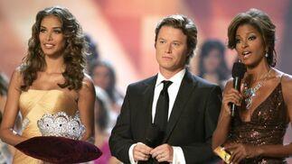 El jurado anuncia el veredicto del Miss Universo 2009.  Foto: Efe
