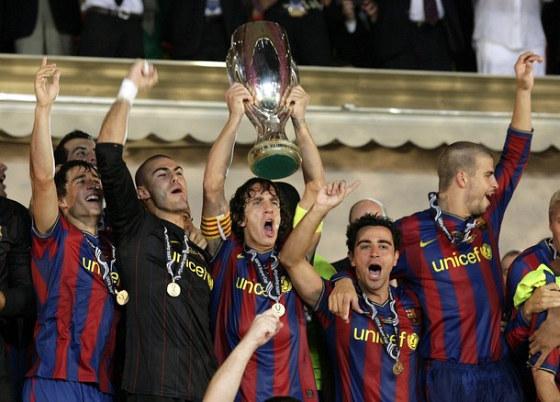 Las imágenes de la Supercopa de Europa