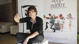 """Kandor Graphics es seleccionada para las nominaciones a los Oscar por su corto """" La Dama y la Muerte"""". Foto: Miguel Rodríguez.  Foto: Miguel Rodr?ez"""