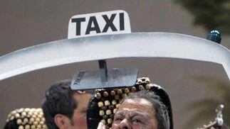 Chirigota 'Los que siempre te dan la espalda'  Foto: Jesus Marin