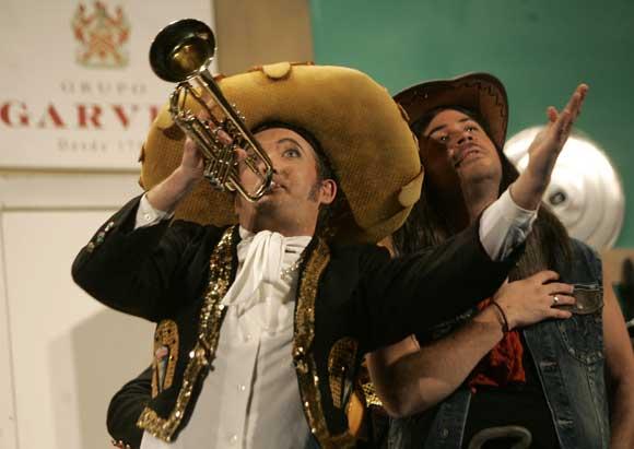 Cuarteto 'Los cuartetos también lloran'  Foto: Jesus Marin