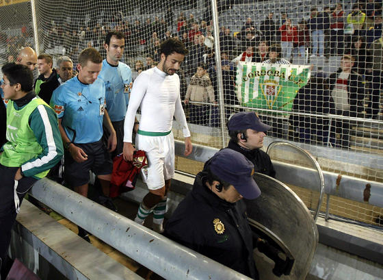 Los cordobesistas merecieron más pero no pasaron del empate. / José Martínez