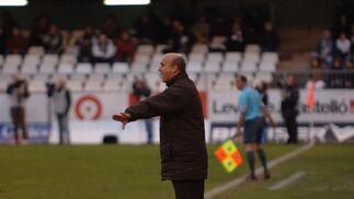 Los de Agné no pasaron del empate frente al colista. / Reportaje gráfico: LOF