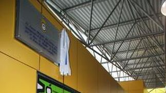 Uno de los corredores de las renovadas instalaciones del mercado de abastos.  Foto: Espínola