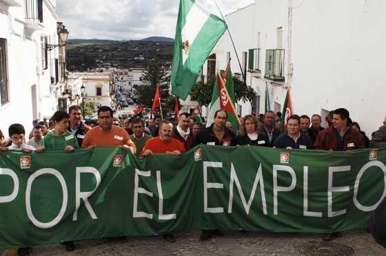 El PA también participó en la huelga  Foto: Aguilar