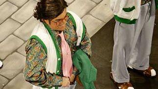 La chirigota del Selu, 'Los que no se enteran'  Foto: Jesus Marin/Lourdes de Vicente
