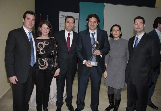 I premios a la excelencia en las pymes andaluzas for Javier ruiz hidalgo