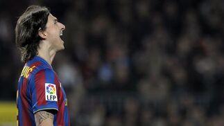 Ibrahimovic se lamenta tras errar una jugada. / AFP